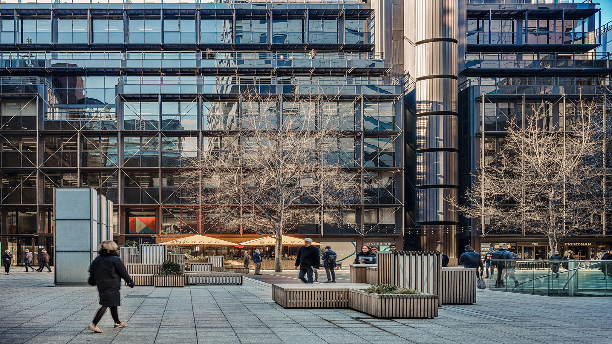 Revisiting Retrofits: Building Typologies for the Office