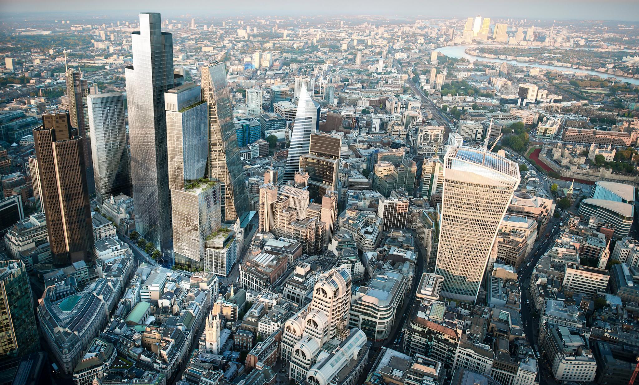 'Revealing the City' – Eight Bishopsgate
