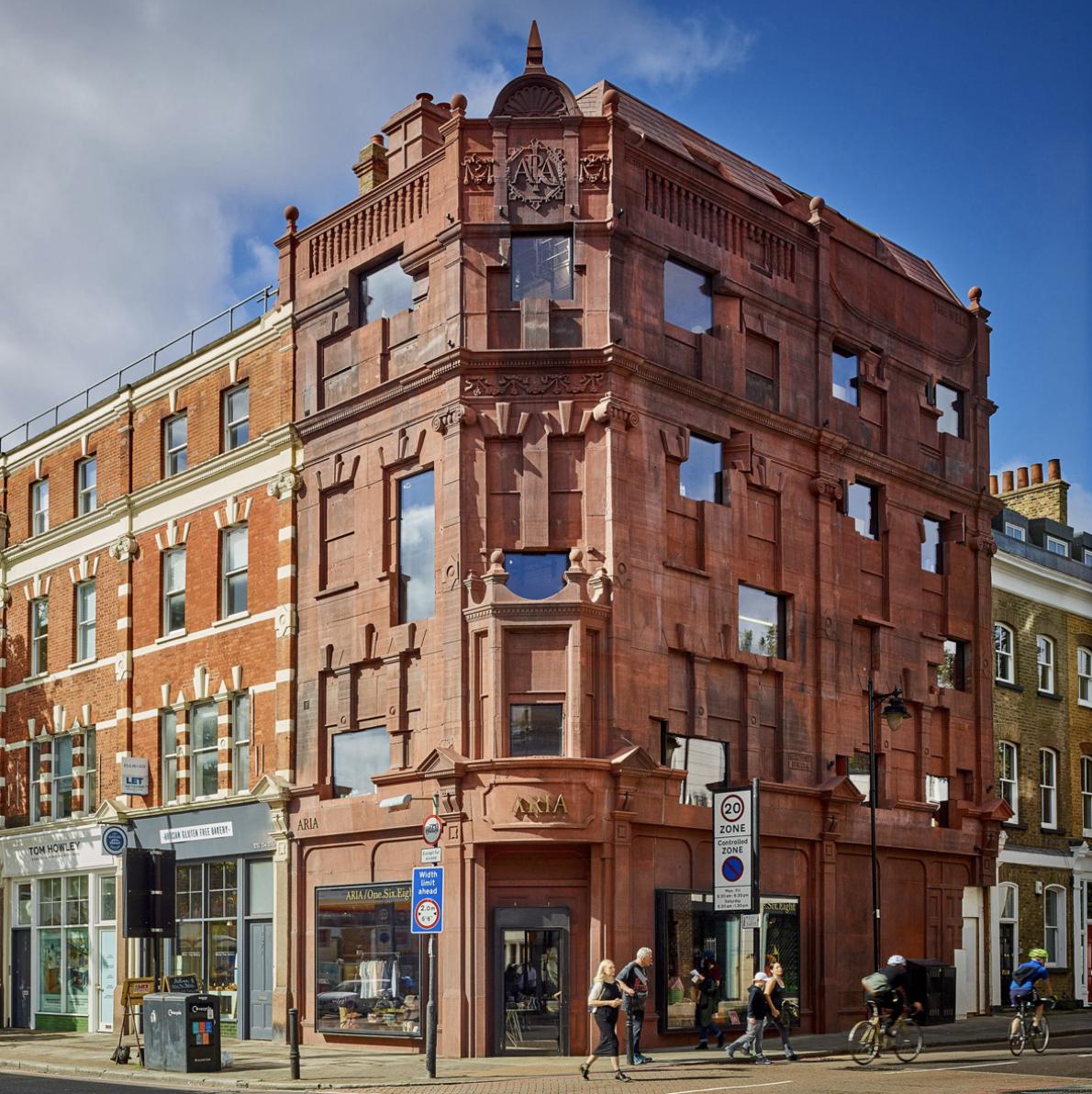 Architecture Project Talks: 168 Upper Street