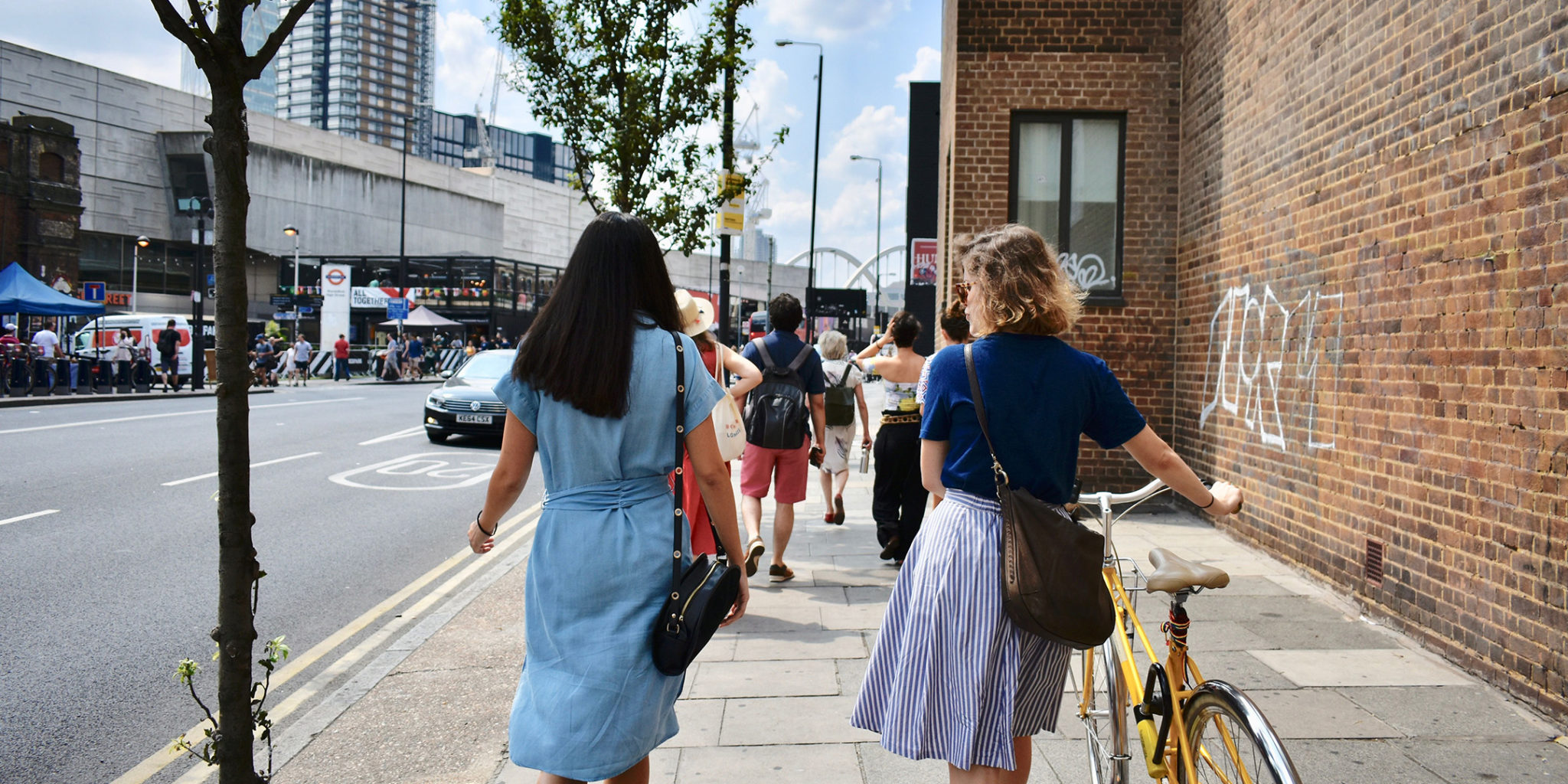 New London Architecture Walking Tour – Shoreditch