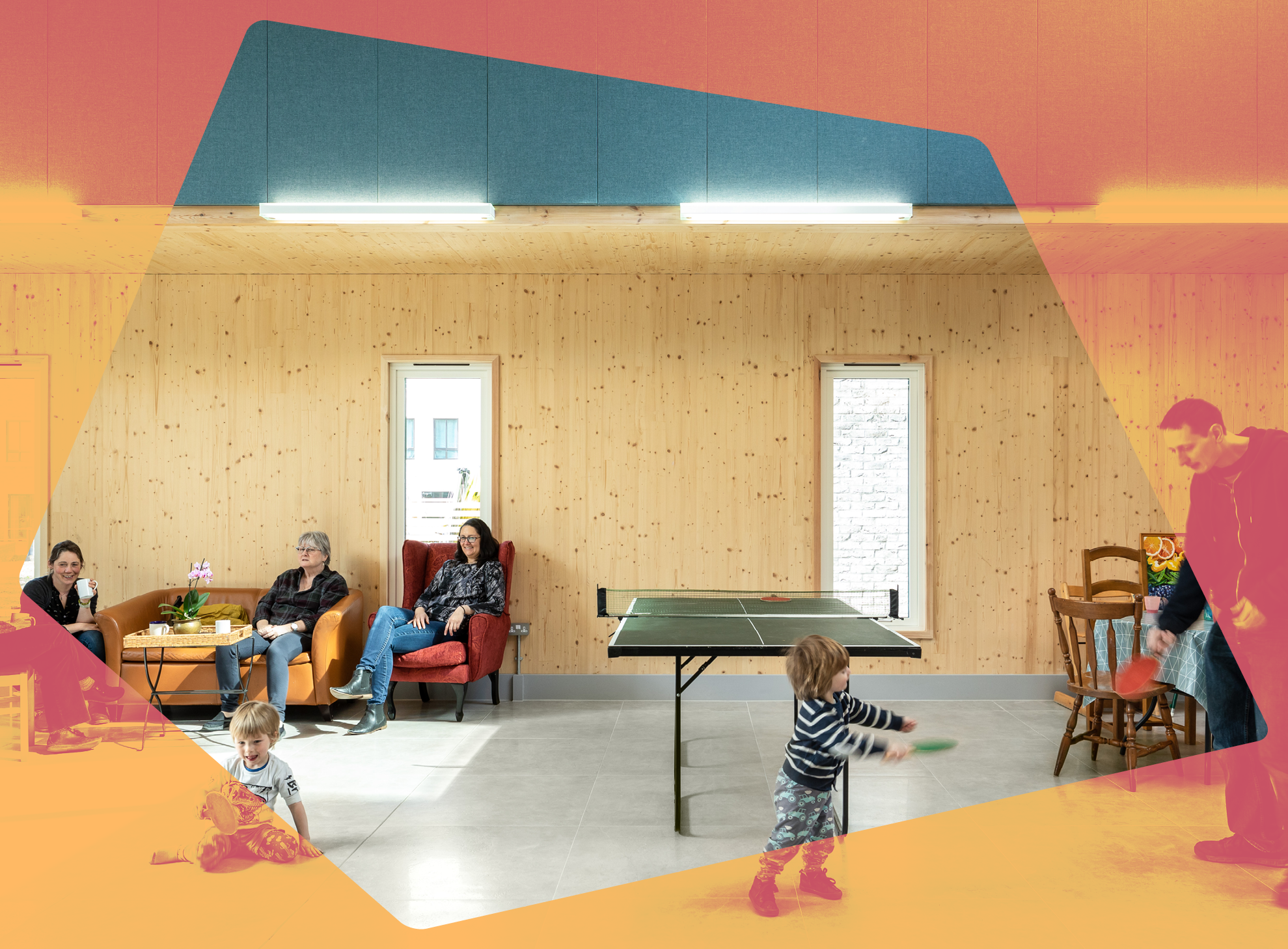 Co-housing: An eco-feminist model for architecture?