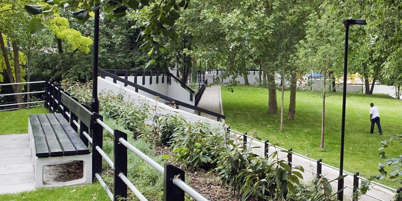 Why So special? Iconic C20 Landscapes – Alexandra Road Park