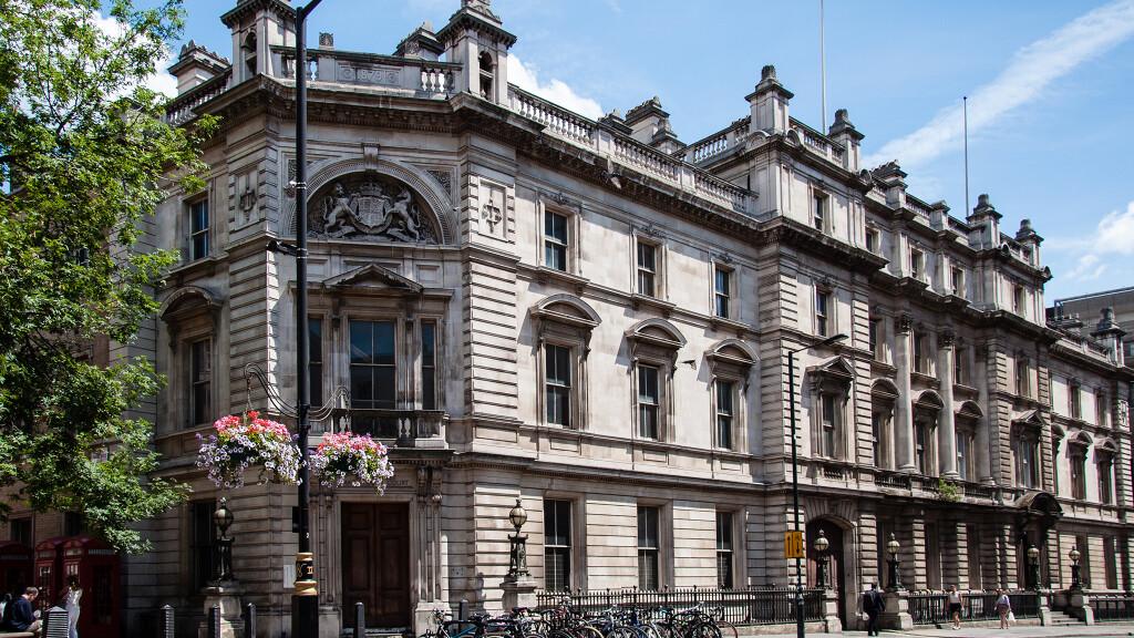 New London Study Tour: NoMad London